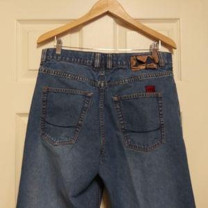 Billabong Straight Leg Jeans Trucker Style